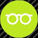 .svg, eye glasses, glasses, male glasses, read, study