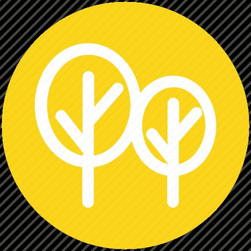 .svg, forest, garden, nature, park, trees icon - Download on Iconfinder