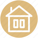 .svg, building, guest house, real estate, tourism, travel icon