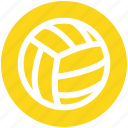 .svg, ball, beach, toy, volley, volley ball icon