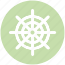 .svg, boat, ship, ship wheel, wheel icon