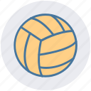 ], ball, beach, toy, volley, volley ball icon