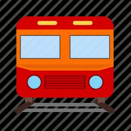 city, metro, station, street, subway, town, train icon