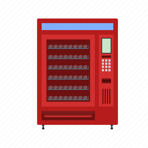 automatic, beverage, buy, coin, drink, machine, vending icon