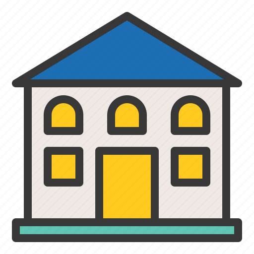 bauble, game, house, plaything, toy, toy house icon