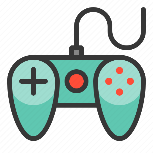 bauble, controller, game, joystick, plaything, toy icon