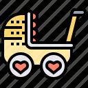 baby, bassinet, car, children, toy