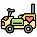 baby, car, toy, transport, vehicle icon