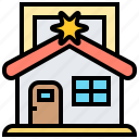 baby, building, doll, home, house icon