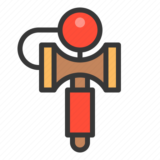 baby, bauble, game, kendama, plaything, toy icon