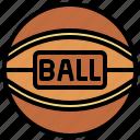 ball, beach, fun, sports, summer icon