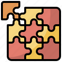creativity, fit, game, jigsaw, pieces, puzzle