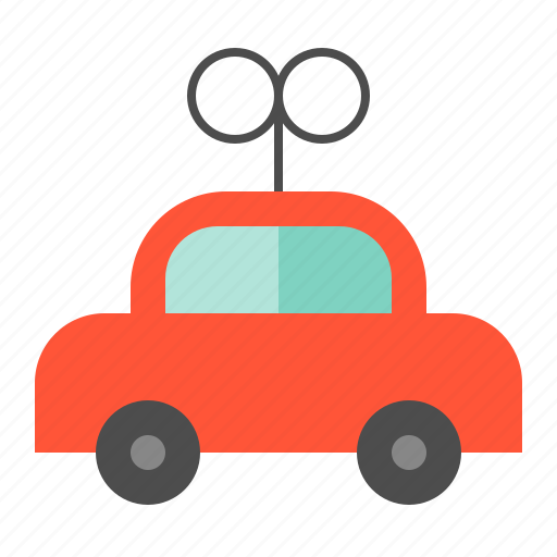 bauble, car, children, game, plaything, puzzle, toy, toy car icon