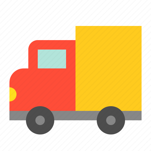 bauble, car, children, game, plaything, puzzle, toy, truck icon