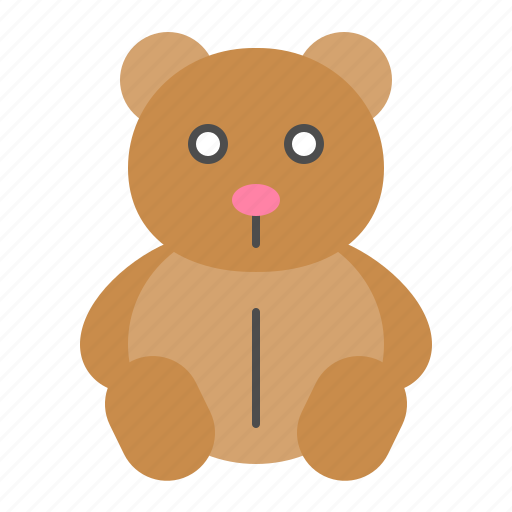 bauble, children, doll, game, plaything, puzzle, teddy bear, toy icon