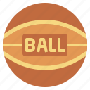 ball, beach, fun, sports, summer icon