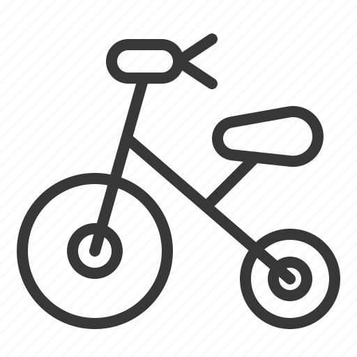 baby, bauble, bicycle, game, plaything, toy icon