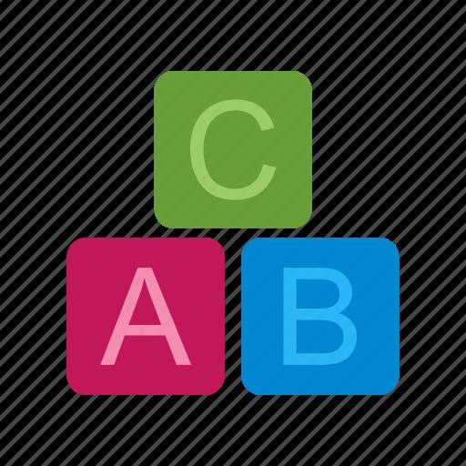 block, blocks, brick, building, cube, toy, wood icon