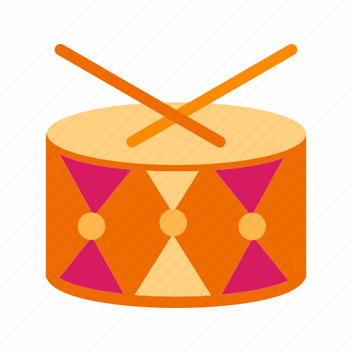 bass, drum, drummer, drums, instrument, musical, roll icon