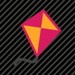 celebration, festival, flying, holiday, kite, kites, music icon