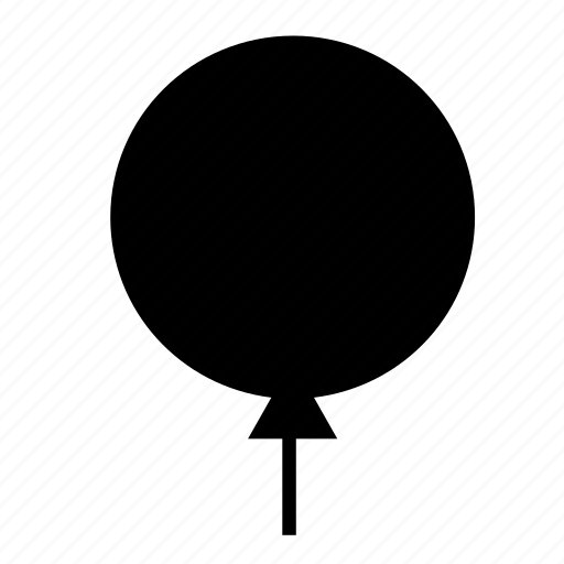 balloon, toy, toys icon