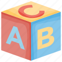abc blocks, building blocks, educational blocks, kindergarten blocks, toy blocks