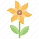 artificial flower, decorative flower, flower, generic flower, lily flower icon