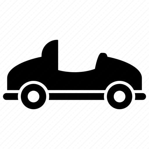 Cabriolet car, car, kids car, toy car, toy convertible icon - Download on Iconfinder
