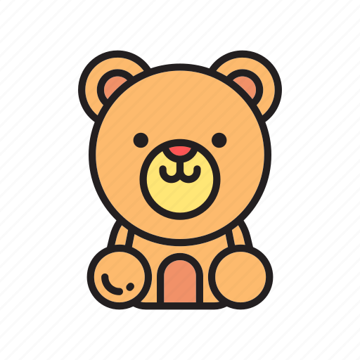 plush toy, teddy, teddybear, toys, toystore icon