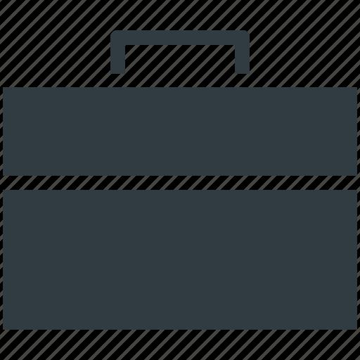Bag, case, office, office bag, portfolio icon - Download on Iconfinder