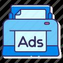 advertisements, marketing, print