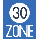 limit, sign, speed, traffic, transport, zone