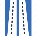 two, sign, traffic, road, way, transport