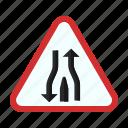 ahead, highway, long, road, single, straight, travel