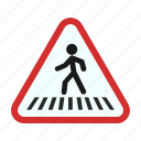 city, cross, crossroads, pedestrian, road, sign, street