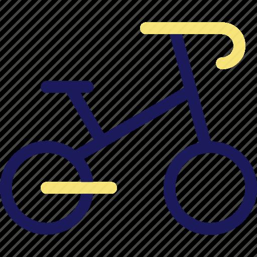 bicycle, traffic, transportation, vehicle icon