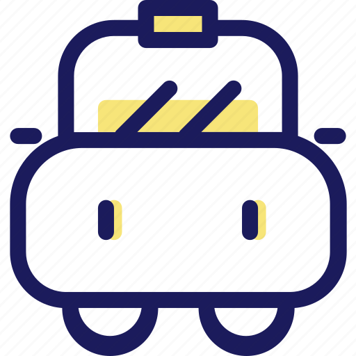 taxi, traffic, transportation, vehicle icon
