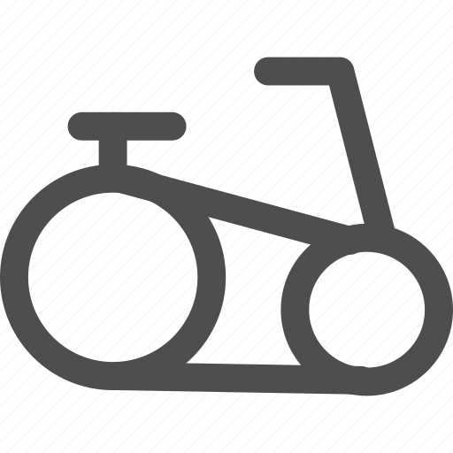 bike, exercise, fitness, gym, sports, stationary, training icon