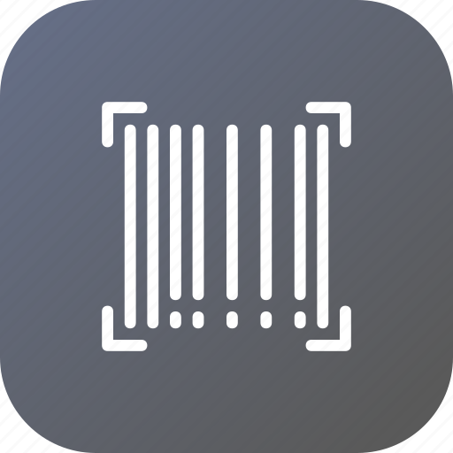 antransaction, bank, barcode, qrcode, sc, scanner icon
