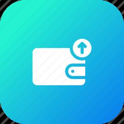 cash, money, payment, send, transaction, transfer, wallet icon