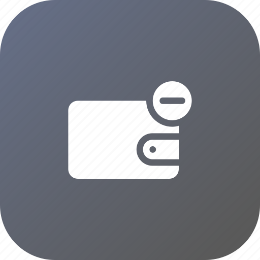 activity, bank, money, remove, transaction, transfer, wallet icon