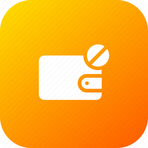activity, bank, banned, block, transaction, transfer, wallet icon