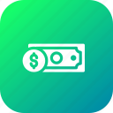 coin, currency, money, note, payment, transaction, transfer icon