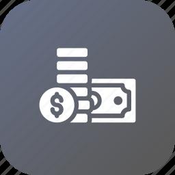 activity, bank, cash, coin, note, transaction, transfer icon