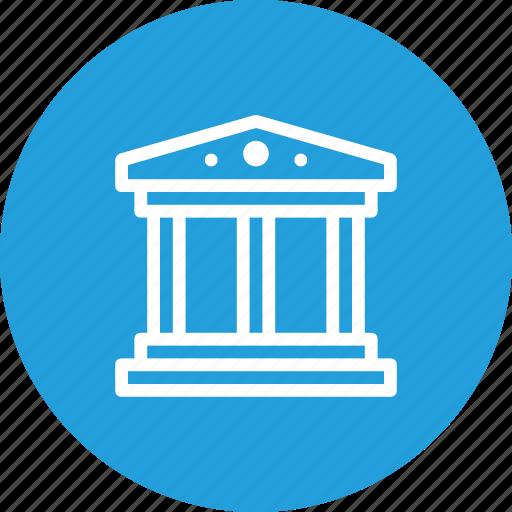 account, activity, bank, building, credit, debit, transaction icon