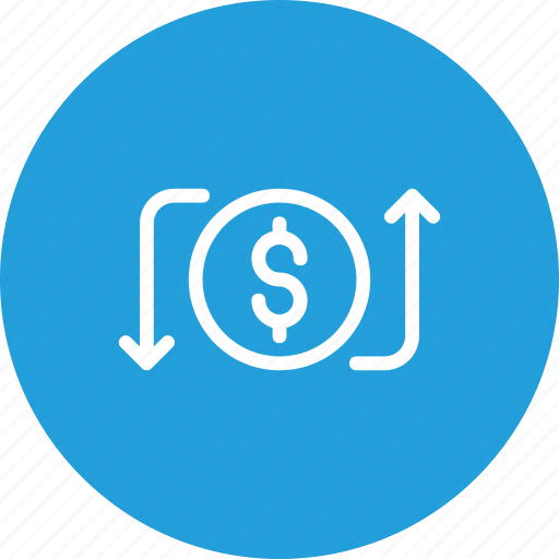 bank, money, payment, receive, send, transaction, transfer icon