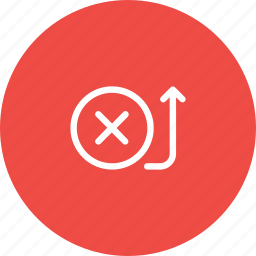 activity, cancel, fail, payment, receive, transaction, transfer icon