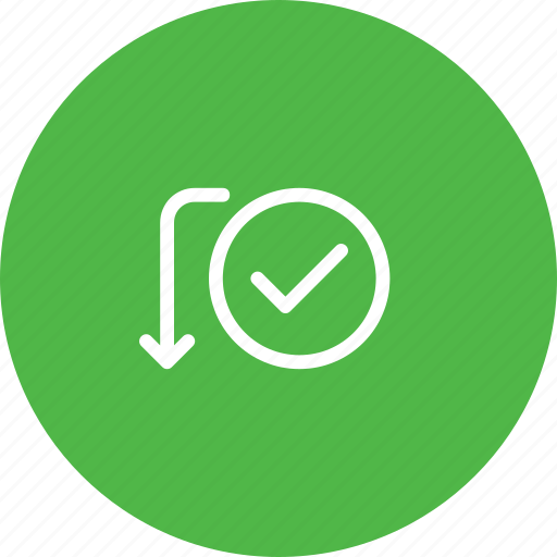 activity, approve, payment, send, success, transfer, verify icon