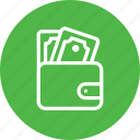 bank, cash, money, payment, transaction, transfer, wallet icon