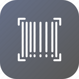 bank, barcode, qrcode, scan, scanner, transaction icon
